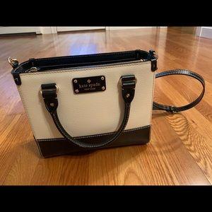 Brand New Kate Spade Calfskin Tote/ Crossbody Bag